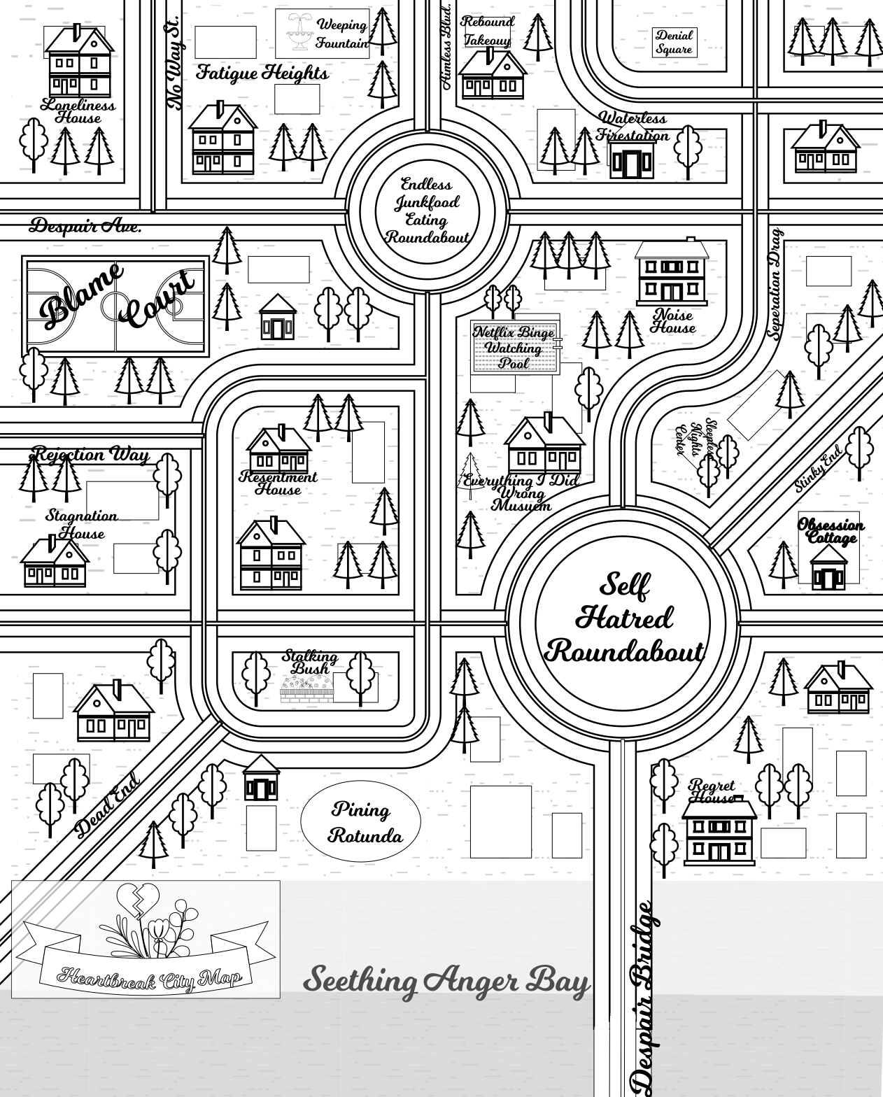 City Coloring Pages | Coloringnori - Coloring Pages for Kids